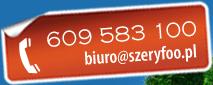 e-mail: biuro@szeryfoo.pl